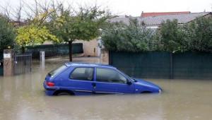 Fransa'da sel felaketi: 2 ölü