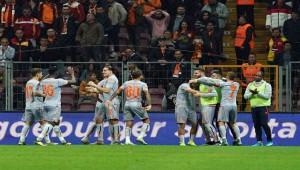 Galatasaray 0 - 1 Başakşehir (Maç sonucu)