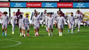Galatasaray, Brugge hazırlıklarını tamamladı