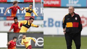 Galatasaray'da Club Brugge hazırlıkları başladı