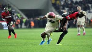 Gaziantep 0 - 2 Galatasaray