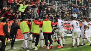 Gençlerbirliği 3 - 3 Malatyaspor