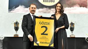 Gözde Kırdar'ın forması emekli edildi
