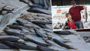 Havalar soğuyunca balığa ilgi arttı