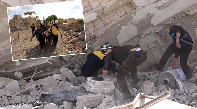 İdlib'e hava saldırısı: 4 ölü