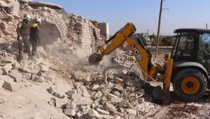 İdlib'e Rus hava saldırısı: 5 ölü
