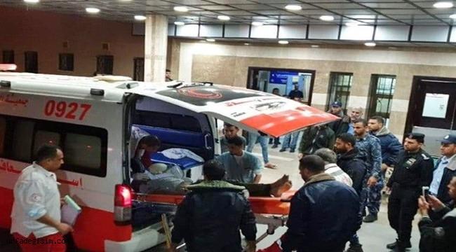 İsrail'den Gazze'ye Hava Saldırısı; 1 ölü, 2 yaralı