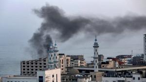 İsrail Gazze'ye saldırdı: 11 ölü, 50 yaralı