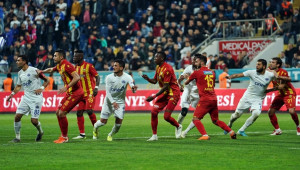 Kasımpaşa 2 - 2 Malatyaspor