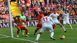 Kayserispor 1 - 4 Sivasspor (Maç sonucu)