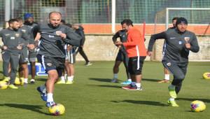 Kayserispor'da, Sivasspor Mesaisi Sürüyor