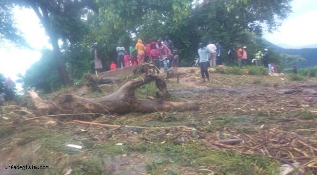 Kenya'da toprak kayması; 24 ölü