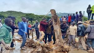 Kenya'daki toprak kaymasında ölü sayısı 56'ya yükseldi