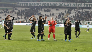 Konyaspor 0 - 1 Beşiktaş