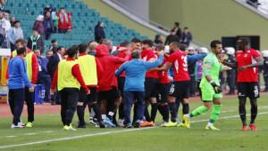 Konyaspor 1 - 1 Gençlerbirliği