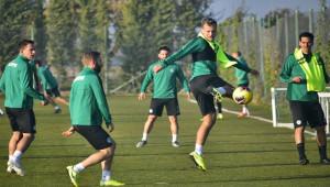 Konyaspor - Beşiktaş hazırlıklarına yeniden başladı