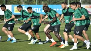 Konyaspor - Sivasspor Maçı Hazırlıkları Sürüyor