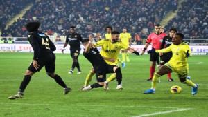Malatyaspor 0 - 0 Fenerbahçe