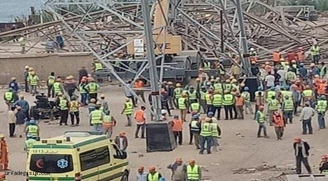 Mısır'da Elektrik Direği Devrildi: 4 ölü, 2 yaralı
