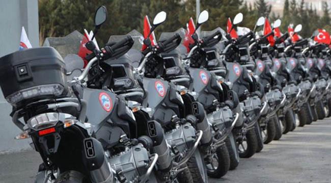 Motosiklet kullanımı yaygınlaşıyor