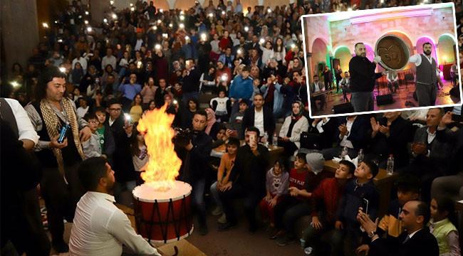Nevşehir'deki sıra gecesine büyük ilgi