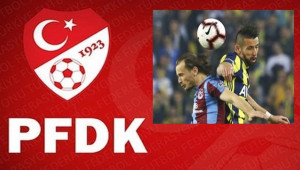 PFDK'dan Isla ve Abdülkadir Parmak'a 2 Maç Ceza