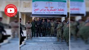 Rasulayn'da askeri mahkeme kuruldu