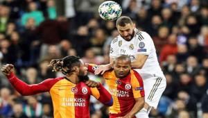 Real Madrid 6 - 0 Galatasaray