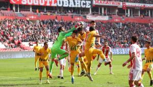 Samsunspor – Şanlıurfaspor: 5-0