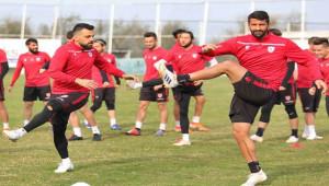 Samsunspor - Şanlıurfaspor maçı