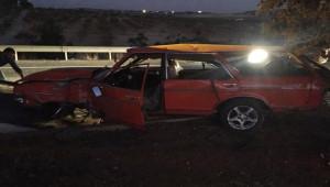 Şanlıurfa'da Trafik Kazası; 5 yaralı