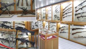 Silahın tarihi bu müzede