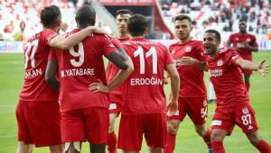 Sivasspor ile Denizlispor 11. Randevuda