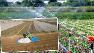 Sulanan arazilerden 2 milyar 888 milyon liralık katkı