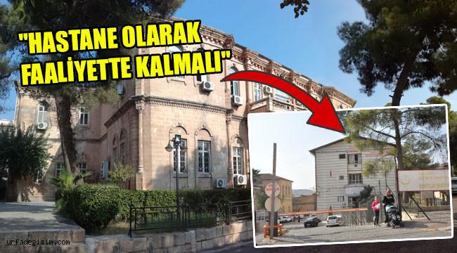 Tarihi binanın dönüştürülmesine sıcak bakılmıyor!