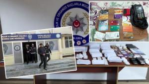 Tefecilere operasyon: 5 kişi tutuklandı