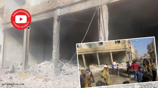 Tel Abyad'da yine patlama: 3 yaralı