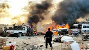 Tel Halaf kasabasında bombalı saldırı; 16 ölü