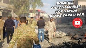 Telabyad'da patlama: 13 ölü