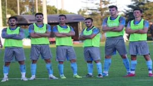 Trabzonspor'da, Alanyaspor Maçı Hazırlıklarını Tamamladı