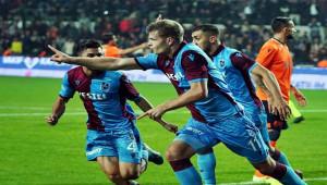 Trabzonspor'dan Sörloth'ten İyi Haber