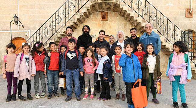 Türk Halk Müziğinin sevilen isimleri Urfa'ya geldi