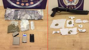 Uyuşturucu Operasyonu; 15 gözaltı