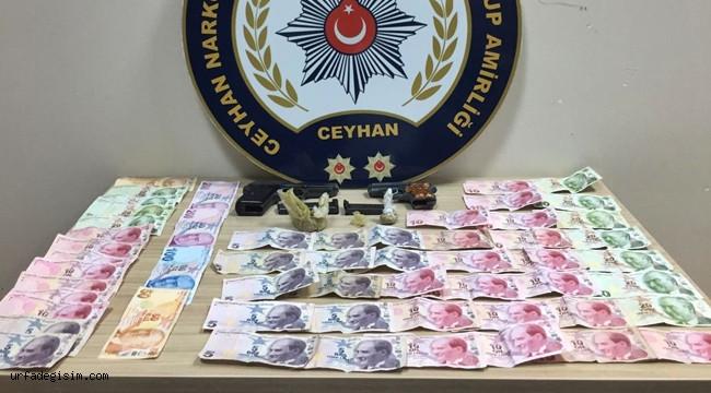 Uyuşturucu ticareti yapanlara operasyon; 10 gözaltı