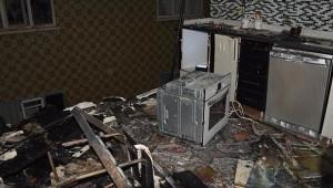 Viranşehir'de doğalgaz patlaması: 1 yaralı