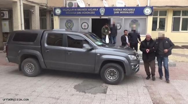 Yakalanan 3 teröristten 1'i tutuklandı