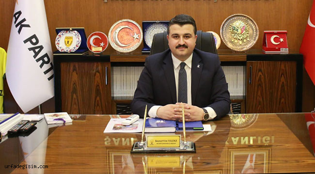 Yıldız'dan CHP liderine tepki