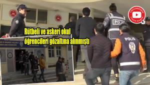 21 kişiden 12'si tutuklandı