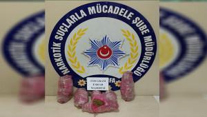 3 kilo 320 gram esrar ele geçirildi: 7 tutuklu