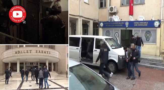3 terör örgütü üyesi tutuklandı